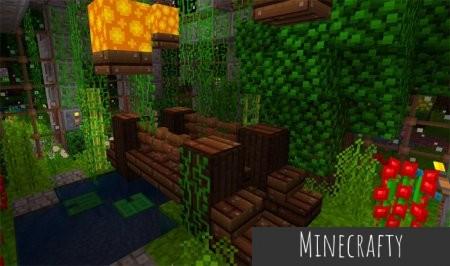 Скачать Radiant Pixels [16x16] для Minecraft PE 1.0.0