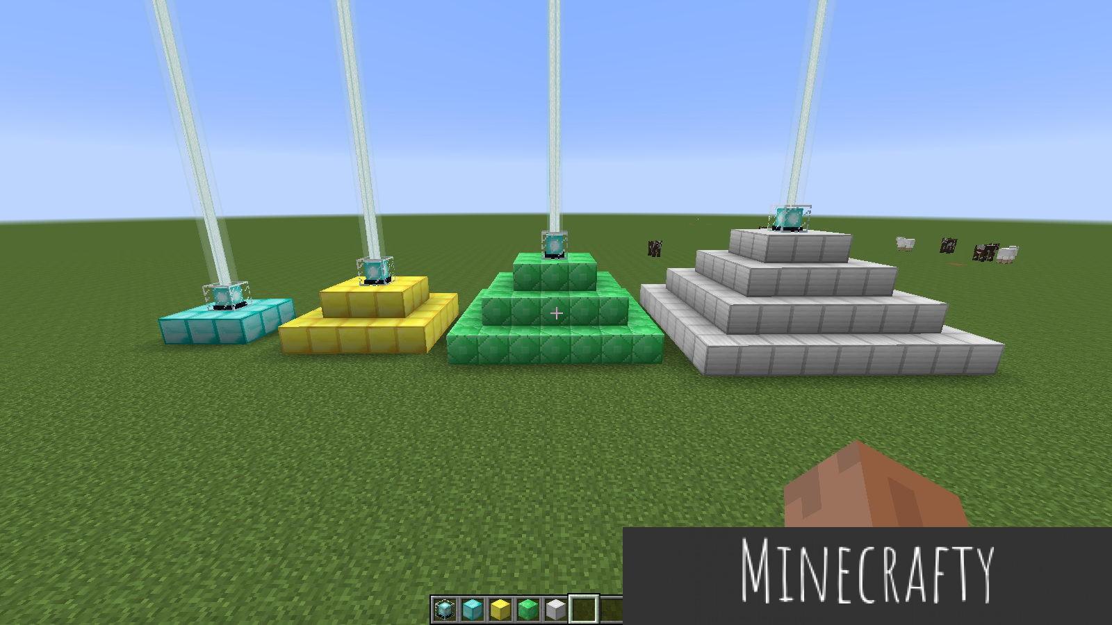 Маяк Minecraft Wiki 52