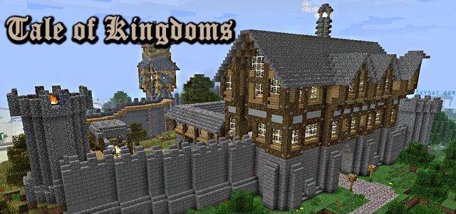 Моды для майнкрафт 1.7.2 tale of kingdoms 2